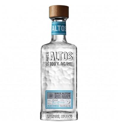 Tequila Olmeca Altos Plata 0,7l 38%