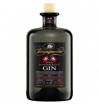 Tranquebar Navy Gin 0,7l 52%
