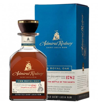 Admiral Rodney Royal Oak 0,7l 40%