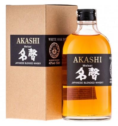 Akashi White Oak Meisei 0,5l 40%