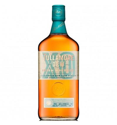 Tullamore Dew XO Caribbean Rum Cask Finish 0,7l 43%