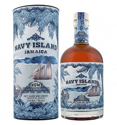 Navy Island Navy Strength 0,7l 57%