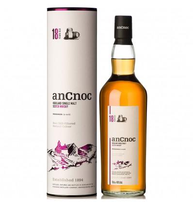 AnCnoc 18y Whisky 0,7l 46%