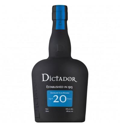 Dictador Solera 20y 0,7l 40%