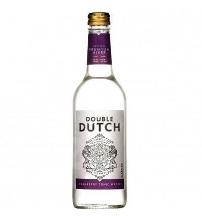 Double Dutch Cranberry Tonic Water 0,5l