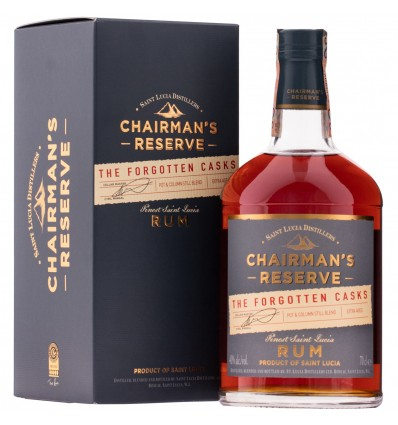 Chairman's Reserve Forgotten Casks 0,7l 40%