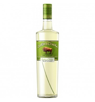 Zubrowka Vodka 1 l 40%