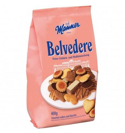 Manner Belvedere sušenky mix 400g