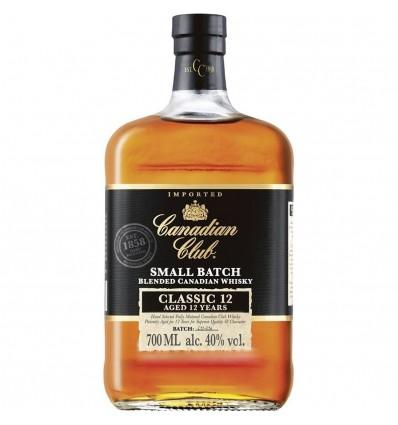 Canadian Club 12y Whisky 0,7l 40%
