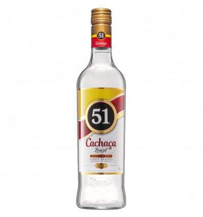 Cachaca 51 Pirassununga 1l 38%