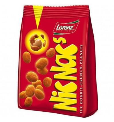 Arašídy Nic Nac's v Pikatním Těstíčku 125g