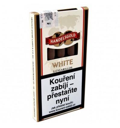 Doutníky Handelsgold White - 5 ks
