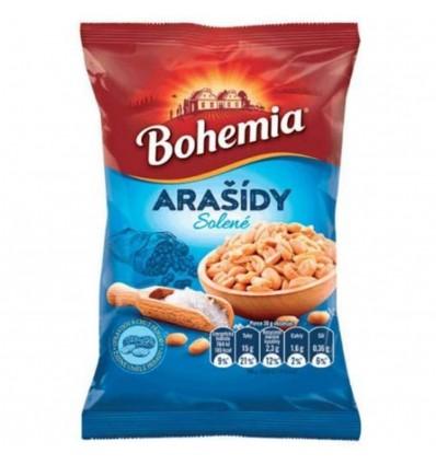 Bohemia arašídy solené 100 g