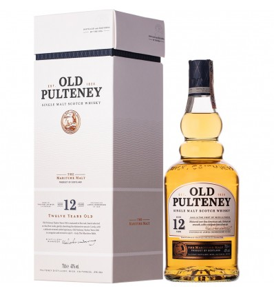 Old Pulteney 12y 0,7l 40%