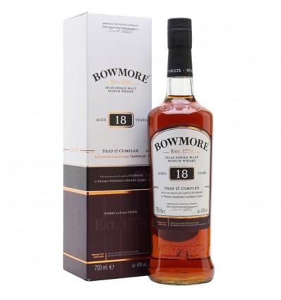 Bowmore 18y Whisky 0,7l 43%