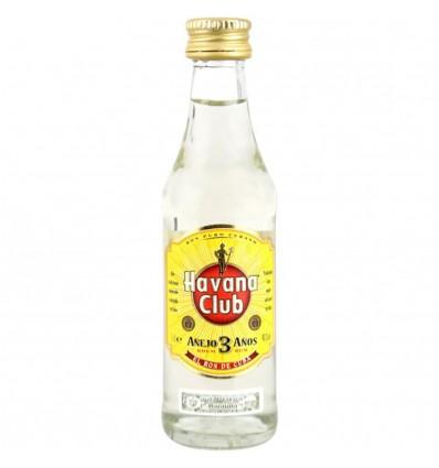 Havana Club Miniatura 3y 0,05l 40%