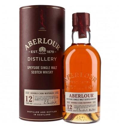 Aberlour 12y Double Cask Matured 0,7l 40%