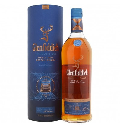 Glenfiddich Cask Collection Reserve Cask 2.edition 1l 40%