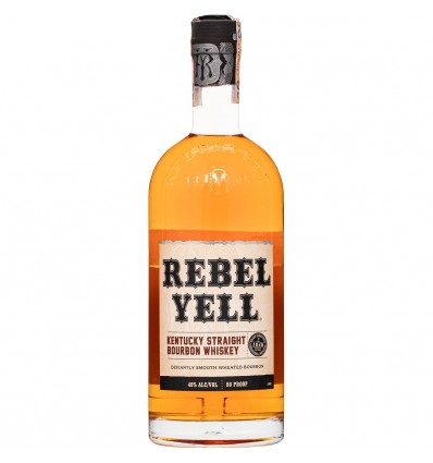 Rebel Yell Kentucky Straight Bourbon Whiskey 1l 40%