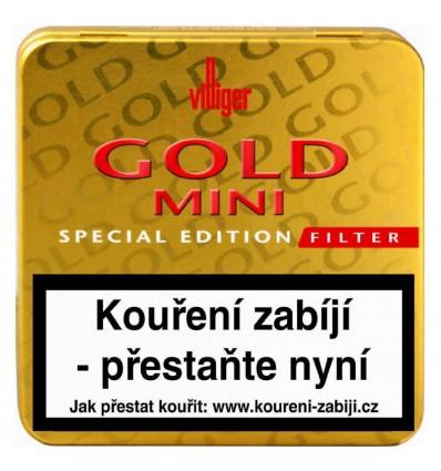 Villiger Gold Mini Filter 20ks