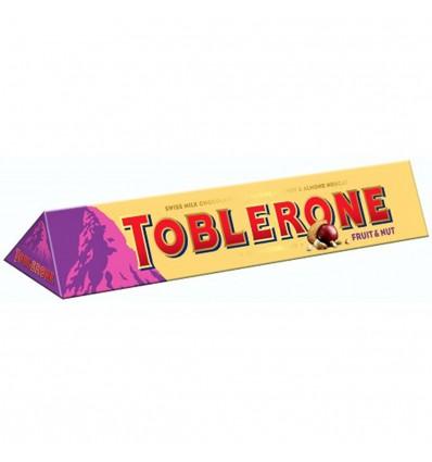 Toblerone čokoláda fruit and nut 100g