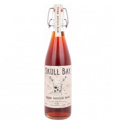 Skull Bay Spiced 0,5l 37,5%