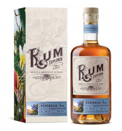 Rum Explorer Australia 5y 0,7l 43%