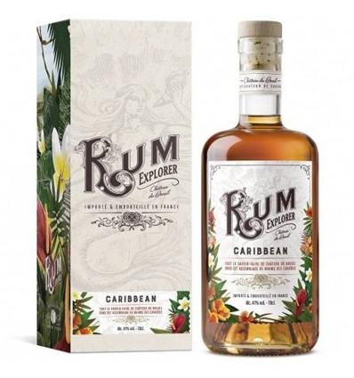 Rum Explorer Caribbean 0,7l 41%