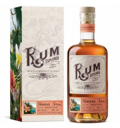 Rum Explorer Trinidad 3/5 0,7l 41%