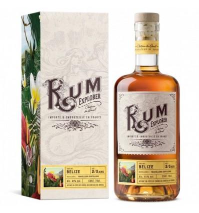 Rum Explorer Belize 2/3 0,7l 41%