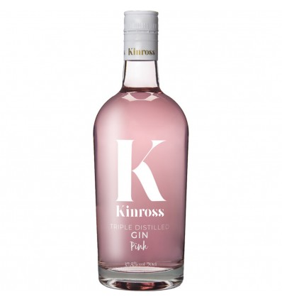 Kinross Pink Gin 0,7l 37,5%