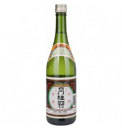 Japonské Saké Gekkeikan 0,75l 14,6%