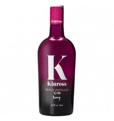 Kinross Berry Gin 0,7l 40%