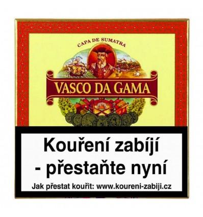 Doutníky Vasco da Gama Cigarillos Capa de Oro 20 ks