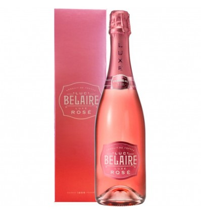 Luc Belaire Luxe Rose Demi Sec 0,75l 12,5%