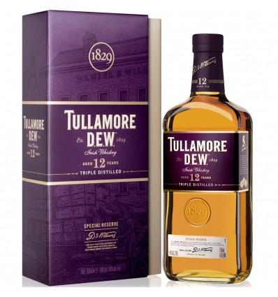 Tullamore Dew Whisky 12y 0,7l 40%
