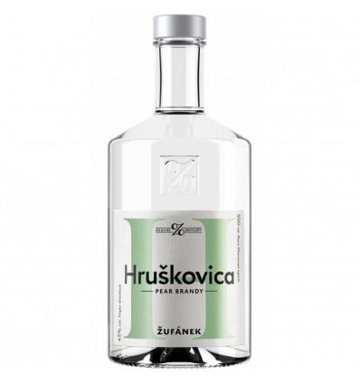 Žufánek Hruškovica 0,5l 45%