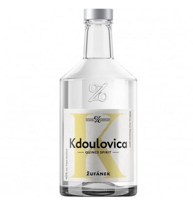 Žufánek Kdoulovica 0,5l 45%