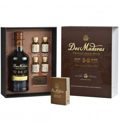 Dos Maderas PX 5+5y Tasting Experience 0,744l 39,93%