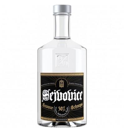 Žufánek Sejvovice Warhorse 0,5l 50%