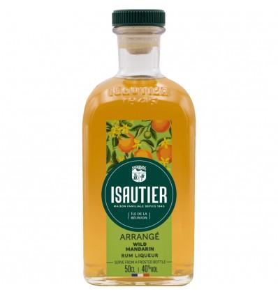 Isautier Arrange Wild Mandarin 0,5l 40%