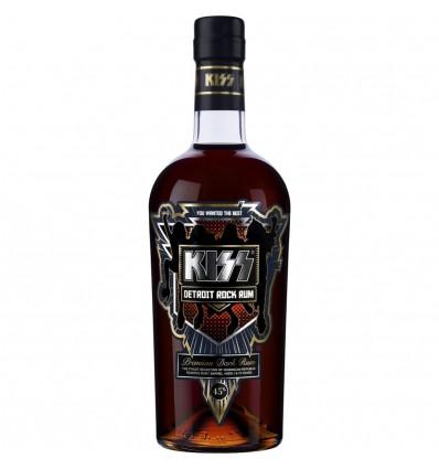 KISS Detroit Rock Rum 0,7l 45%