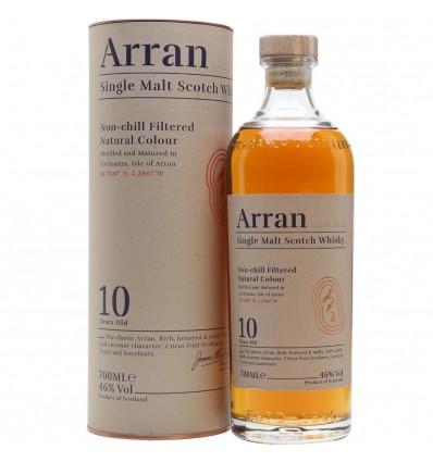 Arran 10y Whisky 0,7l 46%