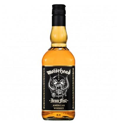 Motörhead Iron Fist American Whiskey 0,7l 40%