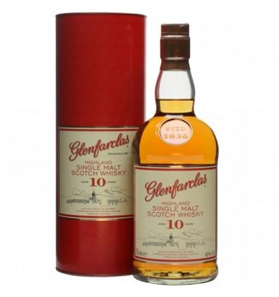 Glenfarclas 10y Whisky 0,7l 40%