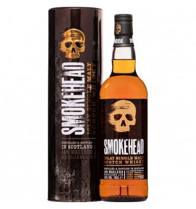 Smokehead Islay Single Malt Whisky 0,7l 43%