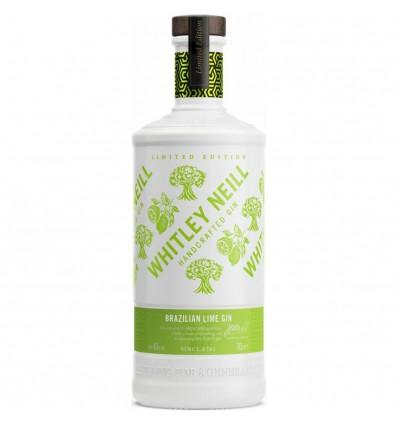 Whitley Neill Brazilian Lime Gin 0,7l 43%