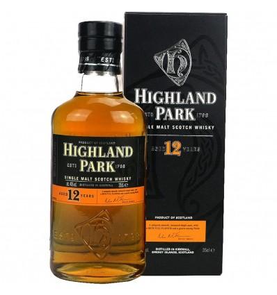 Highland Park 12y 0,35l 40%