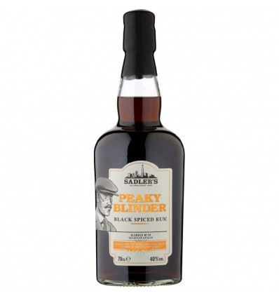 Peaky Blinder Black Spiced 0,7l 40%