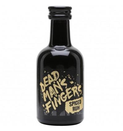 Dead Man's Fingers Spiced Miniatura 0,05l 37,5%